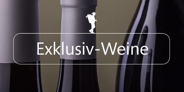 Kategorie Wein Exklusivwein