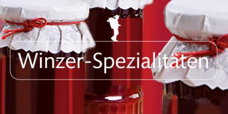 Winzer-Spezialitäten
