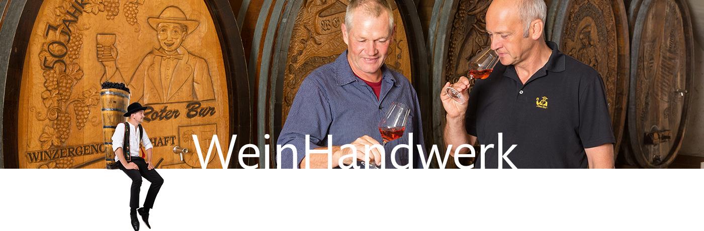 WeinHandwerk